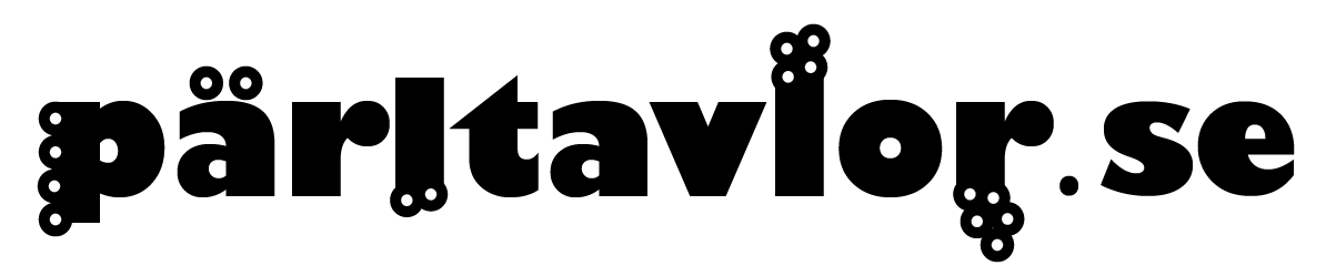 Pältavlor-loggan se samma font copy