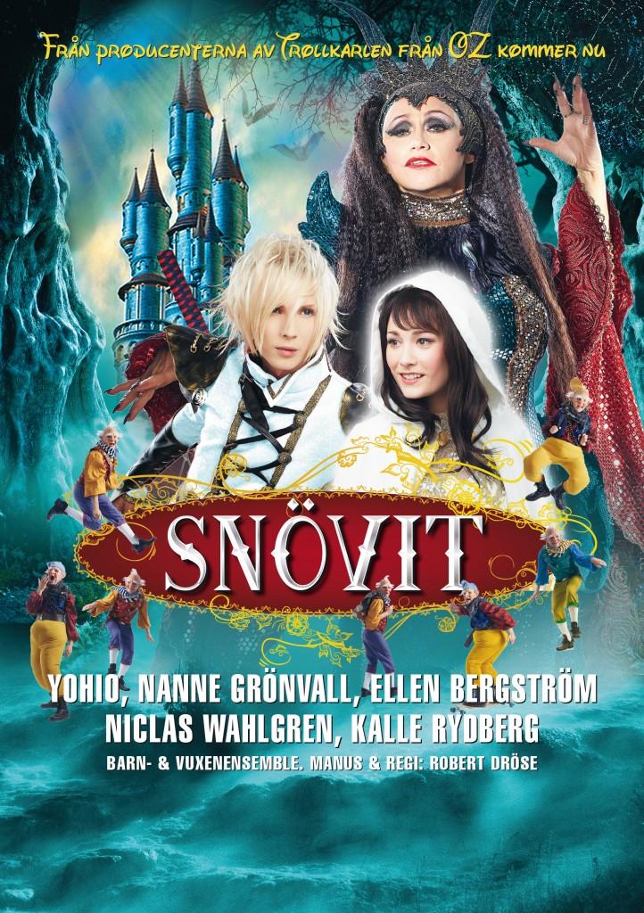 Snövit – The Musical