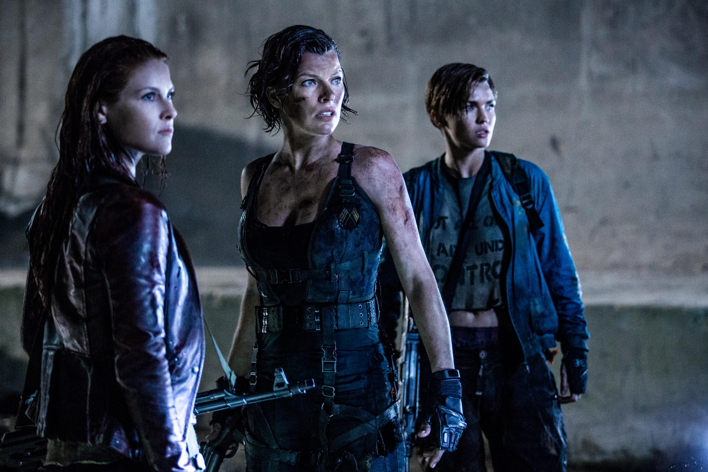 Vinn biobiljetter till Resident Evil: The Final Chapter