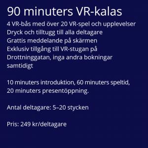 VR-stugan i Norrköping