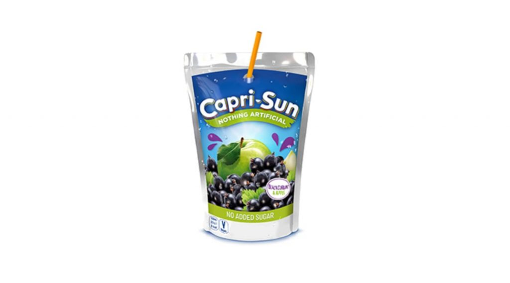 Capri-Sun Blackcurrant & Apple